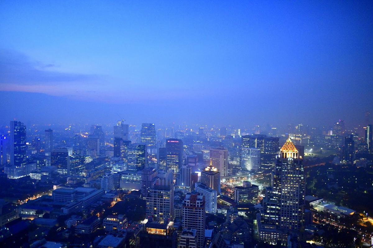 Bangkok – kontrasternas stad